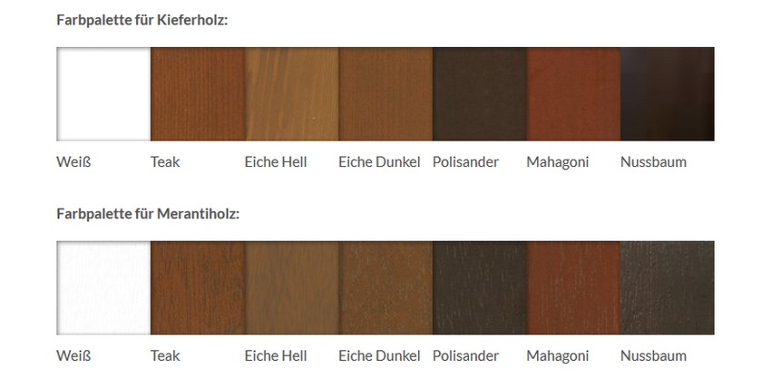 Mahagoni holz farbe  Softline 68 (Dein Projekt) - Haustüren Holz - CHMENIA