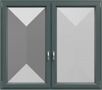 KF 602 - Farbe: Basaltgrau