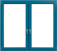 KF 602 - Farbe: Brillantblau