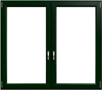 KF 602 - Farbe: Dunkelgrün