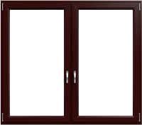 KF 602 - Farbe: Braun Maron
