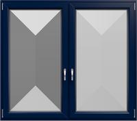 KF 602 - Farbe: Stahlblau