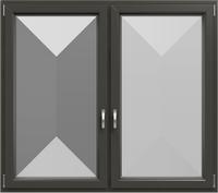 KF 602 - Farbe: Quarzgrau Glatt