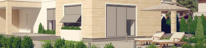 netzmarkise sonnenschutz insektenschutz chmenia. Black Bedroom Furniture Sets. Home Design Ideas